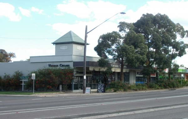Southgate Shopping Centre, Sylvania