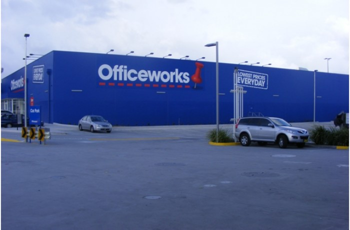 Officeworks Punchbowl